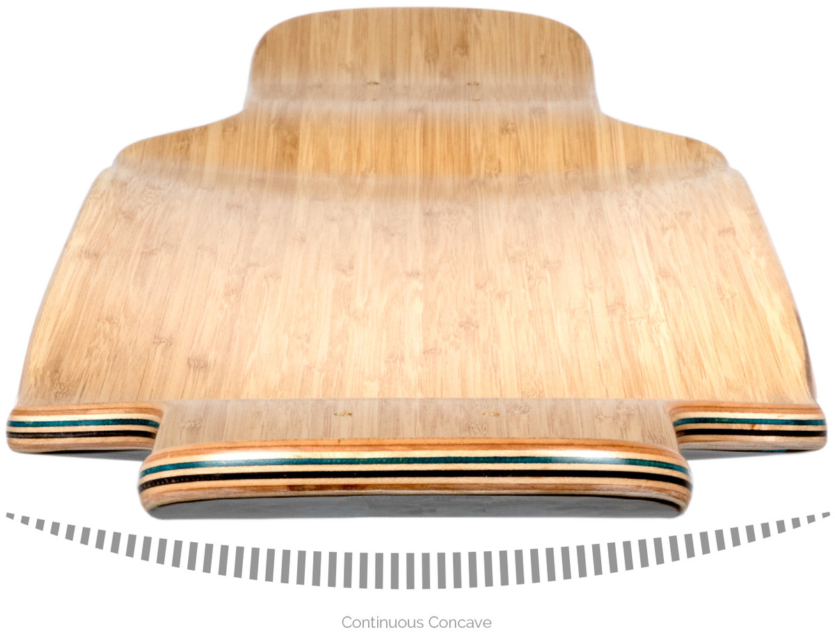 DB Longboards Cosmonaut V2 Concave