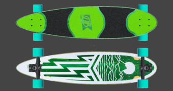 Create Longboard | DB Longboards