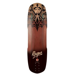 Rayne Longboards Exorcist Deck in Deelite Construction