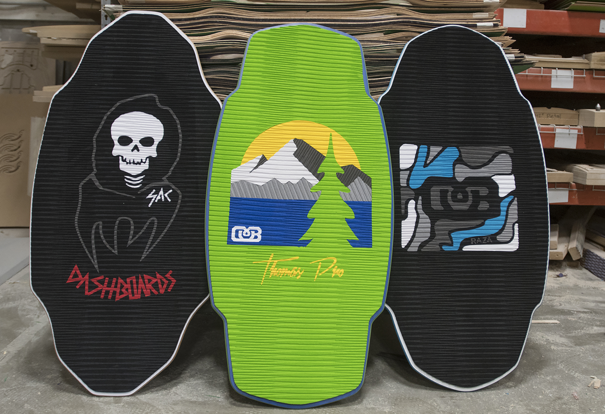 2016 Pro Skimboards Are Here Db Skimboards