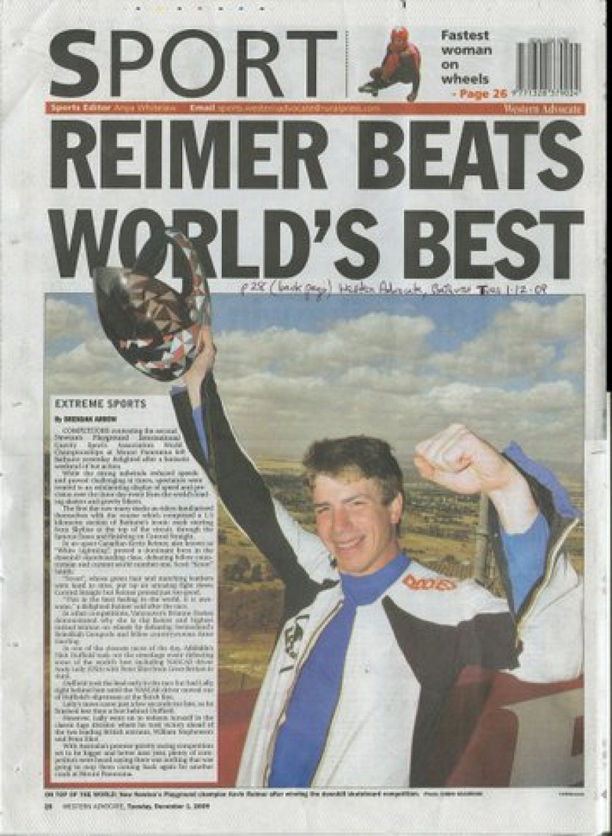 News Kevin-K-Rimes-Reimer-Beats-Worlds-Best W